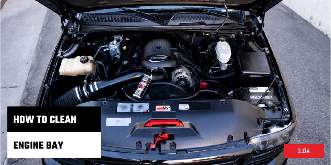 How To Clean Engine Bay >> Chemical Guys