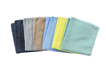 Workhorse Microfiber Towel & Applicator Color Code