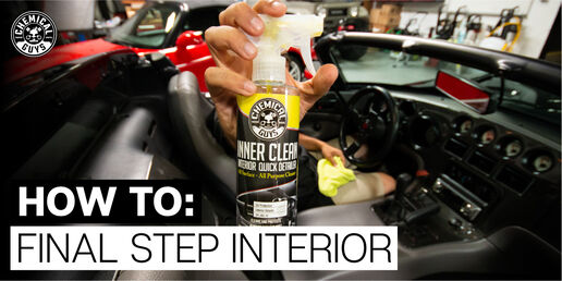 How To: Clean Interior