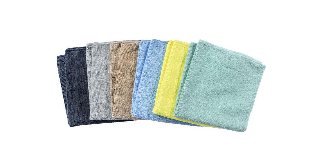 Workhorse Microfiber Towel & Applicator Color Code
