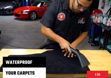 Protect Against Spills in 20 Seconds!