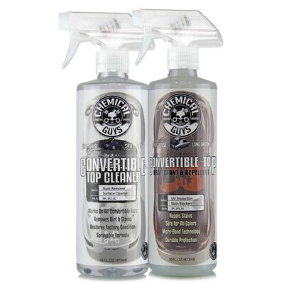 Convertible Top Cleaner & Protectant Kit