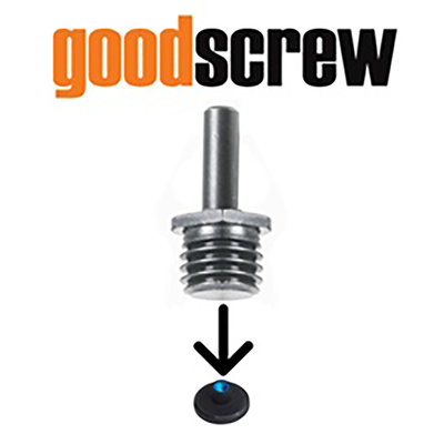Good Screw Power Drill Adapter for Rotary Backing Plates