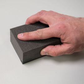 Clay Block Surface Cleaner