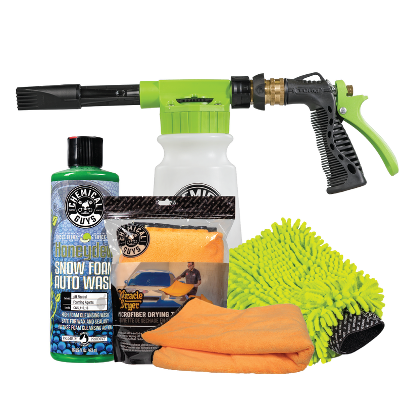 Snowfoam Wash & Dry Kit