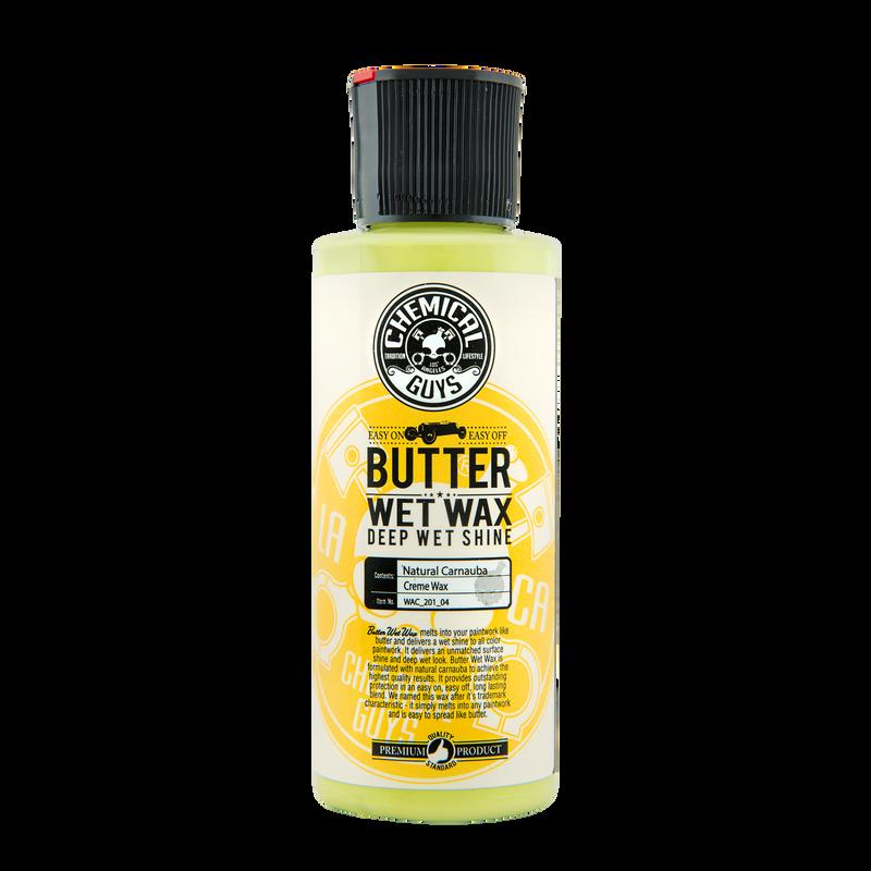 Butter Wet Wax Warm & Deep Carnauba Shine slider image 1