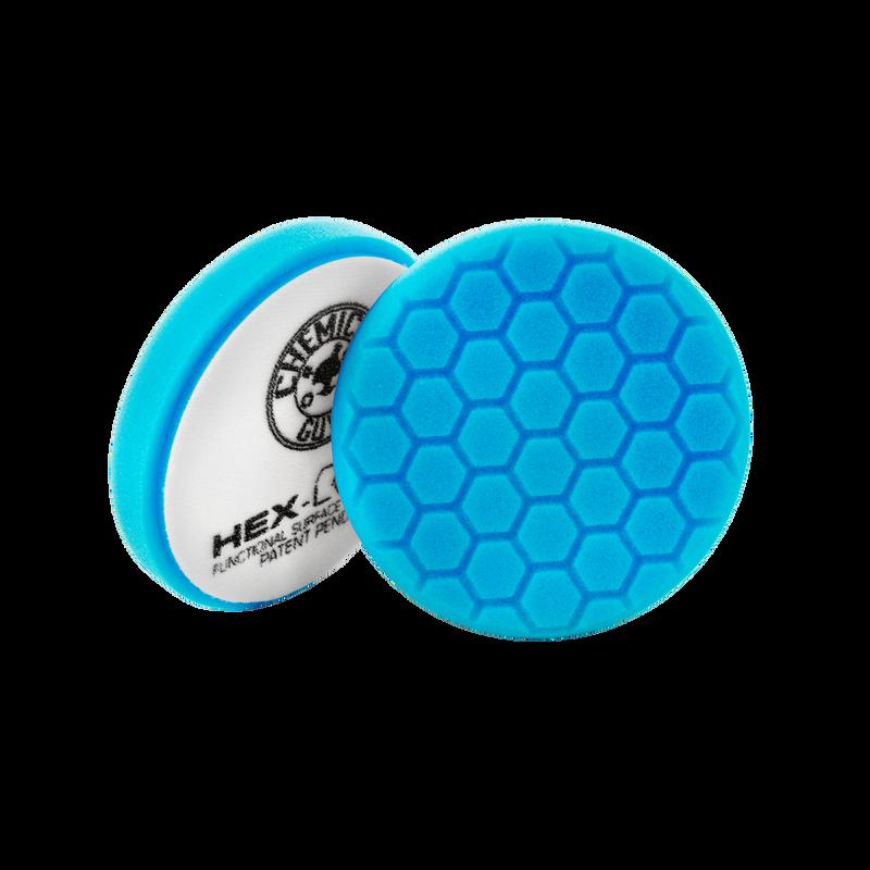 Blue Hex-Logic Polishing/Finishing Pad