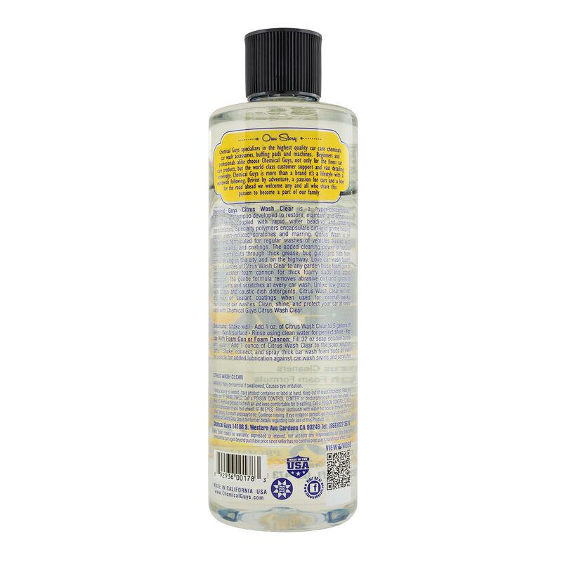 Citrus Wash Clear Paintwork Shampoo & Gloss Enhancer