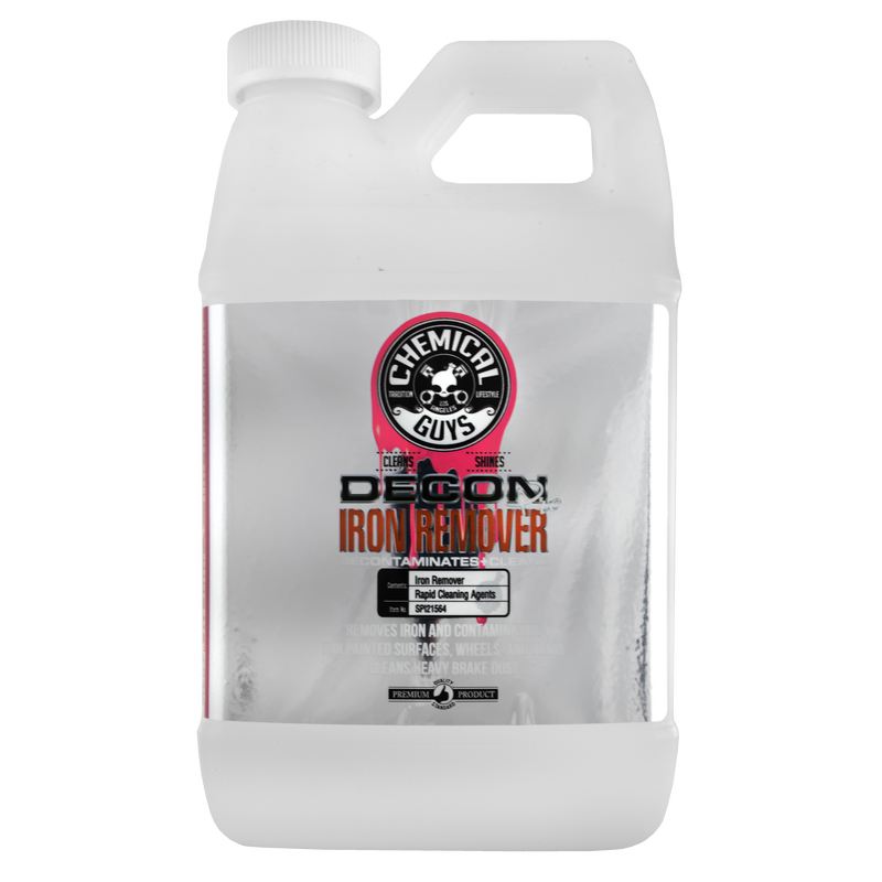 Decon Pro Iron Remover And Car Wheel Cleaner - Chemical Guys