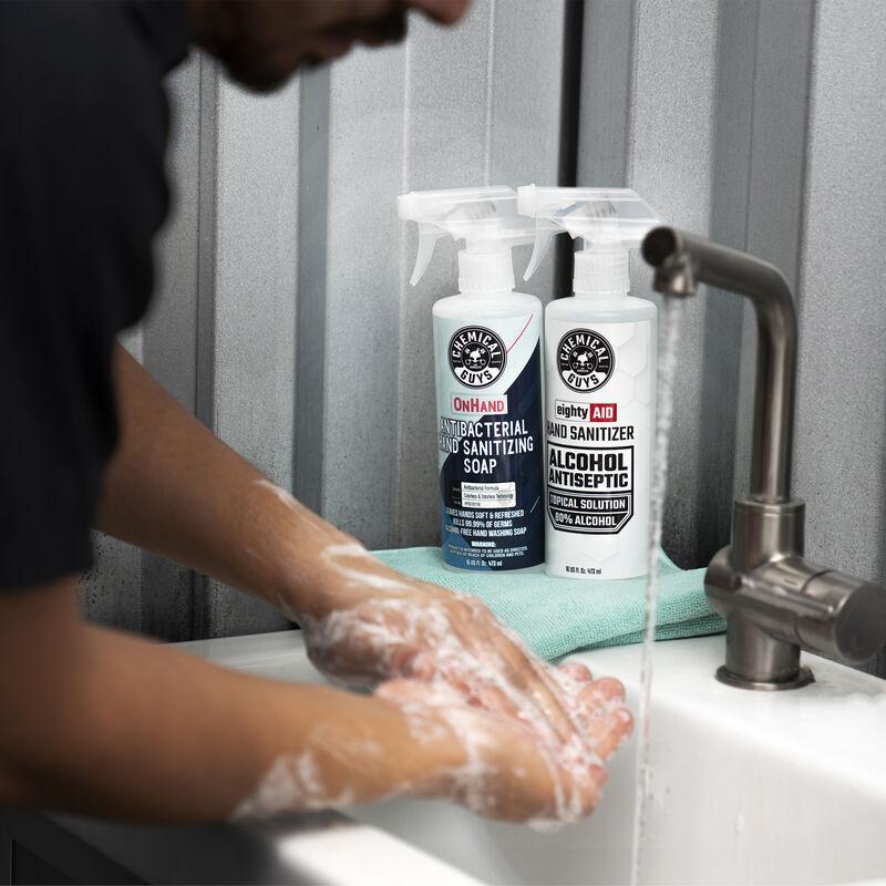 Hand Sanitizing Essentials Kit (5 Items) slider image 4