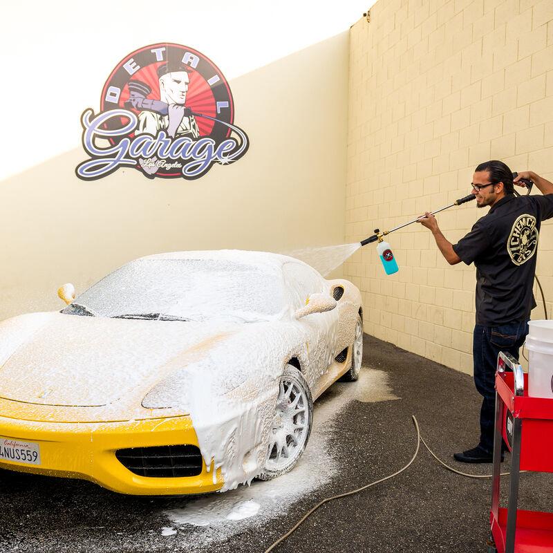 TORQ Professional Foam Cannon & Glossworkz Soap 1 Gallon