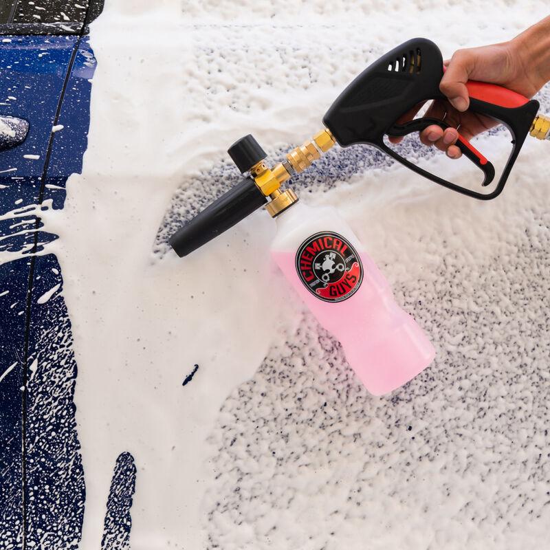TORQ Snubby Pressure Washer Gun -  Foam Cannon Attachment