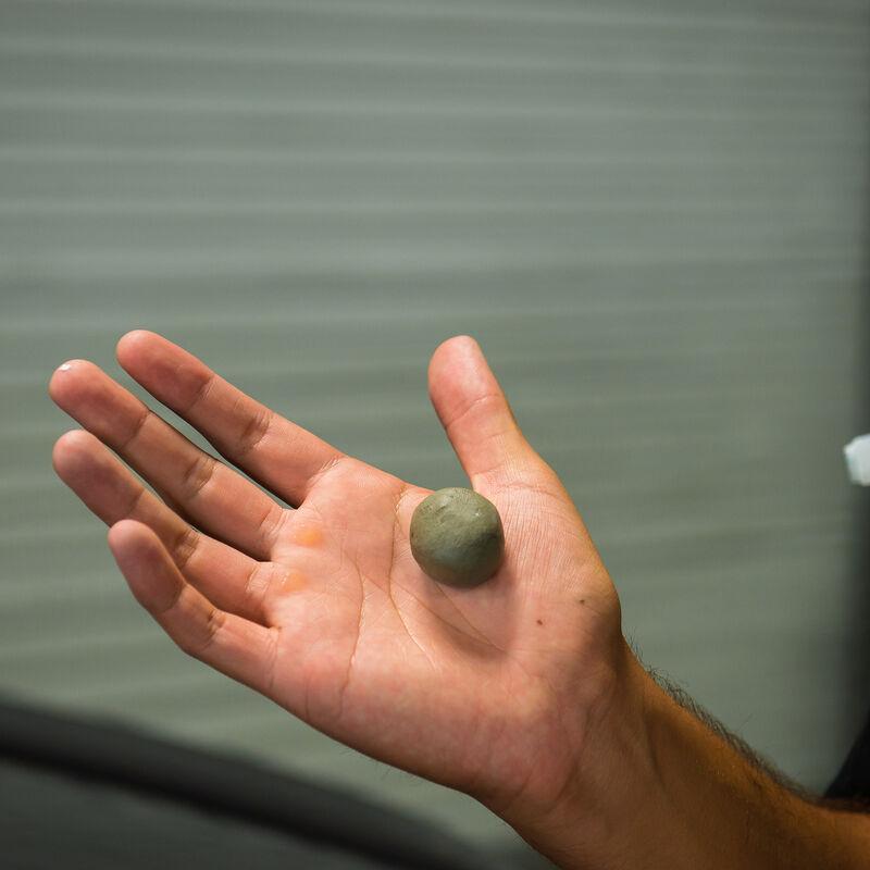 Medium Duty Clay Bar (Gray)