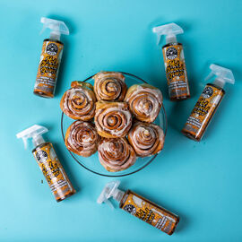 Hot Buns Cinnamon Roll Scented Air Freshener & Odor Eliminator