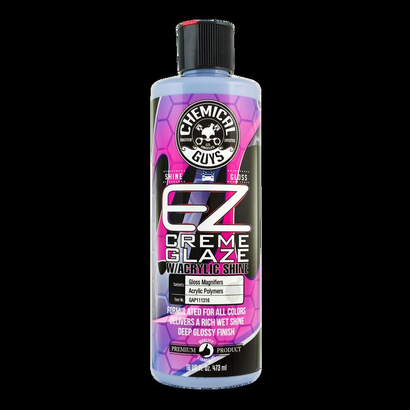 EZ Creme Glaze Rich Wet Finish with Acrylic Shine