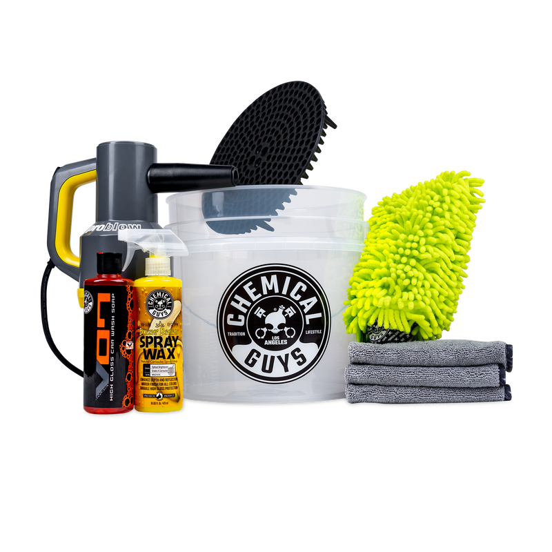 Pro Blow Ultimate Complete Detailing Kit