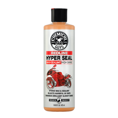 Redline Hyper Seal High Shine Wax & Sealant for Motorcycles