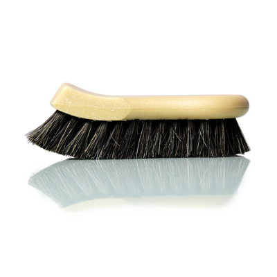 Long Bristle Horse Hair Leather Cleaning Brush
