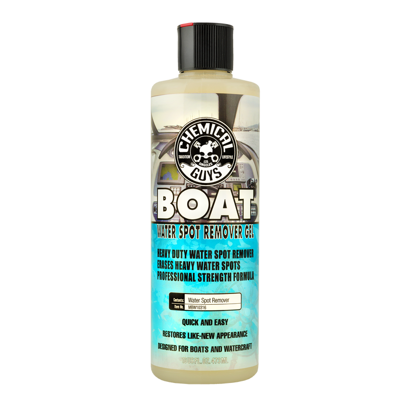 Marine and Boat Heavy Duty Water Spot Remover Gel