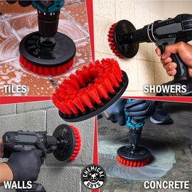 Chemical Guys Spinner Carpet Drill Brush, Heavy Duty