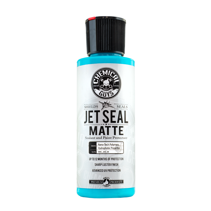 JetSeal Matte Sealant and Paint Protectant