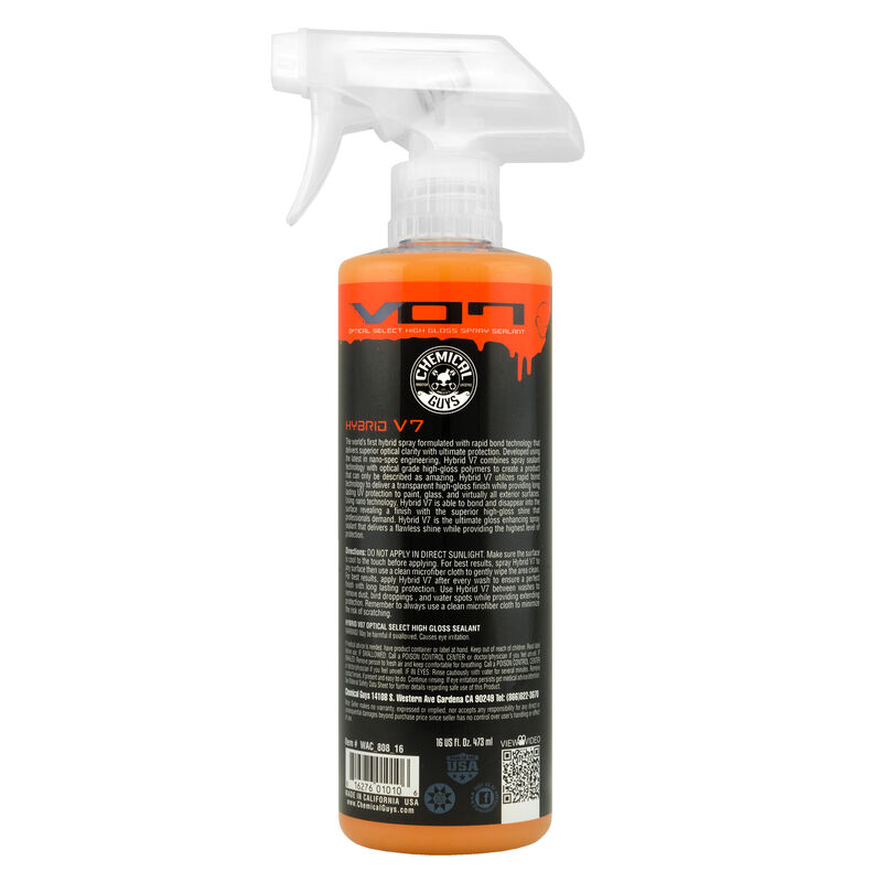 Hybrid V07 Optical Select High-Gloss Spray Sealant & Quick Detail Spray