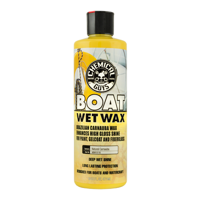 Marine and Boat Wet Wax