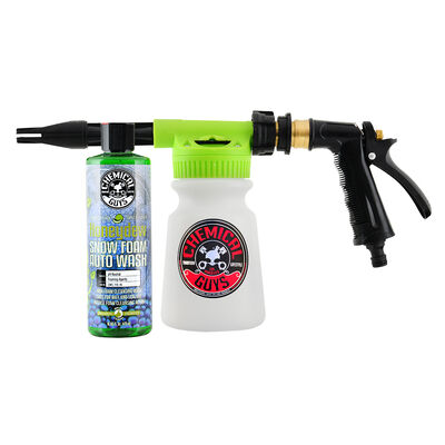 Foam Blaster 6 & Honeydew Snow Foam Wash 16oz