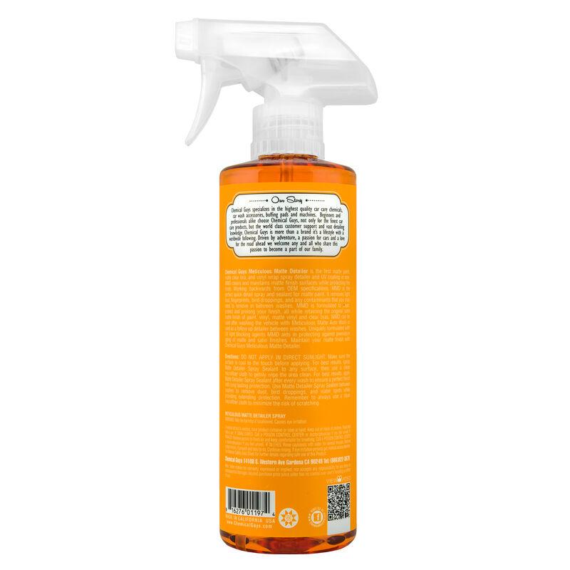 Meticulous Matte Detailer Spray & Sealant for Crisp Satin & Matte Finishes