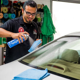 Glass Only Easy to Use Foaming Aerosol Cleaner Spray