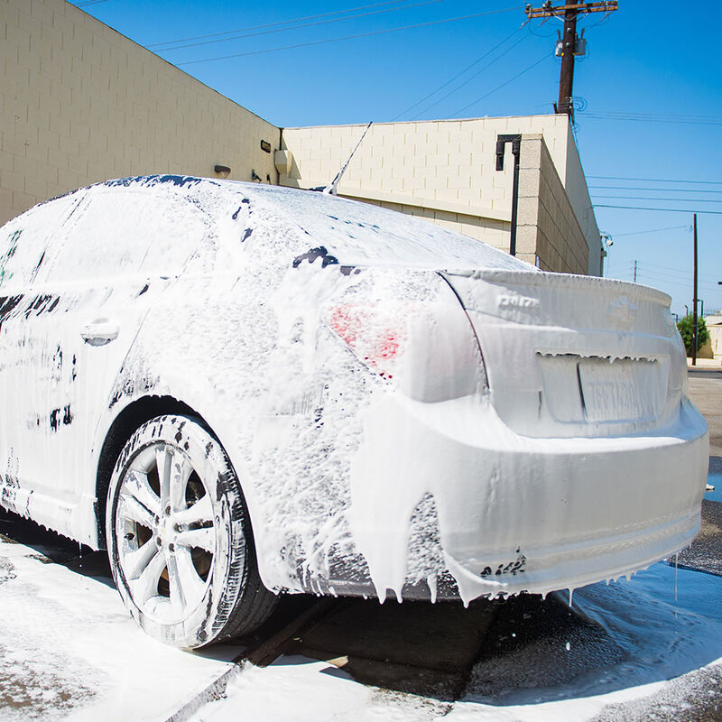 Beer Scent Snow Foam Extreme Foam Cleansing Wash Limited Edition