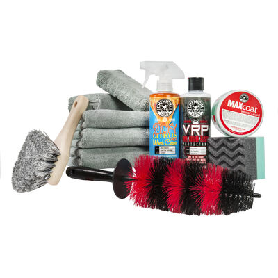 The Works Professional Wheel & Tire Care Kit