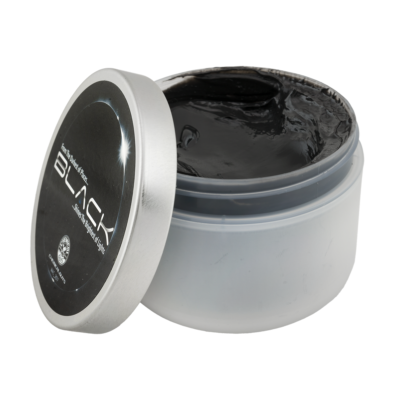 Black Luminous Glow Infusion Wax for Black and Dark Colored Cars