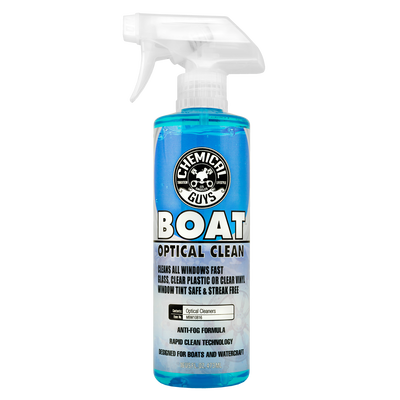 Marine and Boat Optical Clean Glass Cleaner