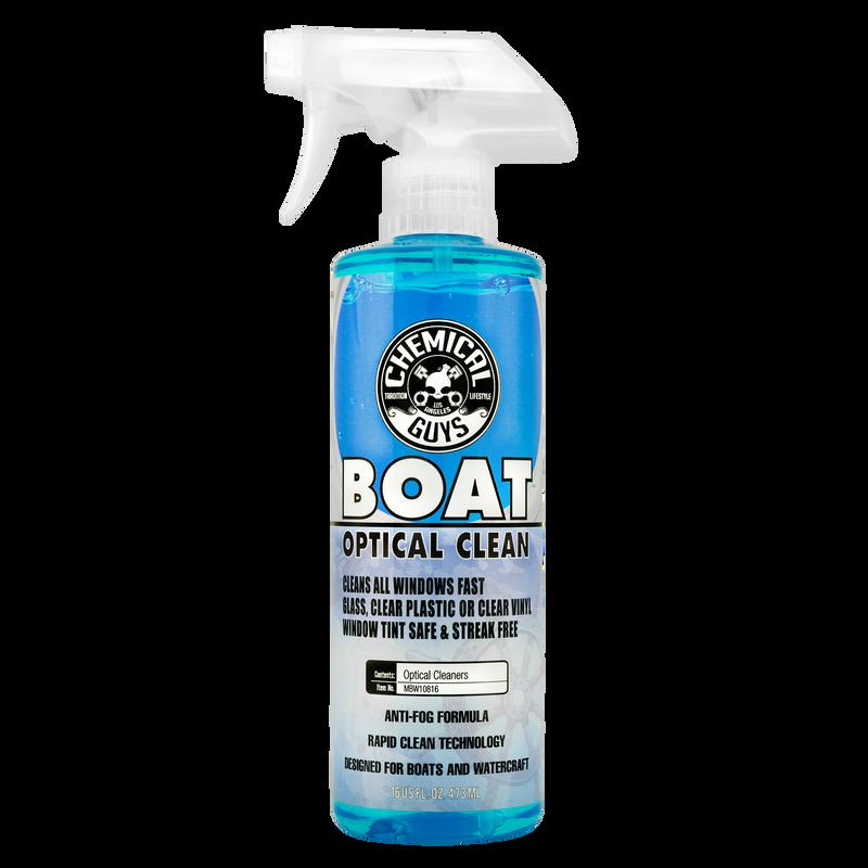 Marine and Boat Optical Clean Glass Cleaner