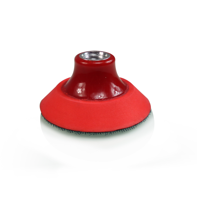 TORQ R5 Rotary Red Backing Plate with Hyper Flex Technology