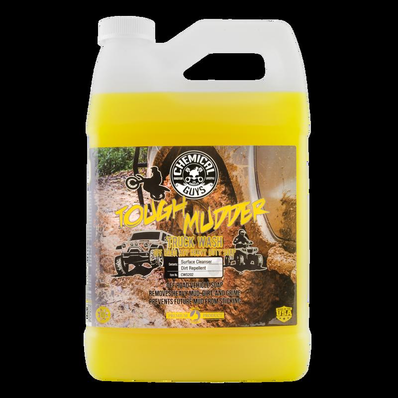 Tough Mudder Off-Road Car Wash Soap - Chemical Guys