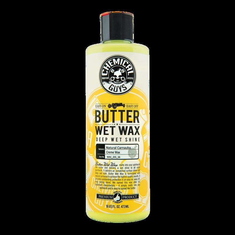 Butter Wet Wax Warm & Deep Carnauba Shine