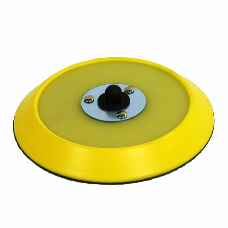 Molded Urethane Flexible Backing Plate for Dual Action Polishers