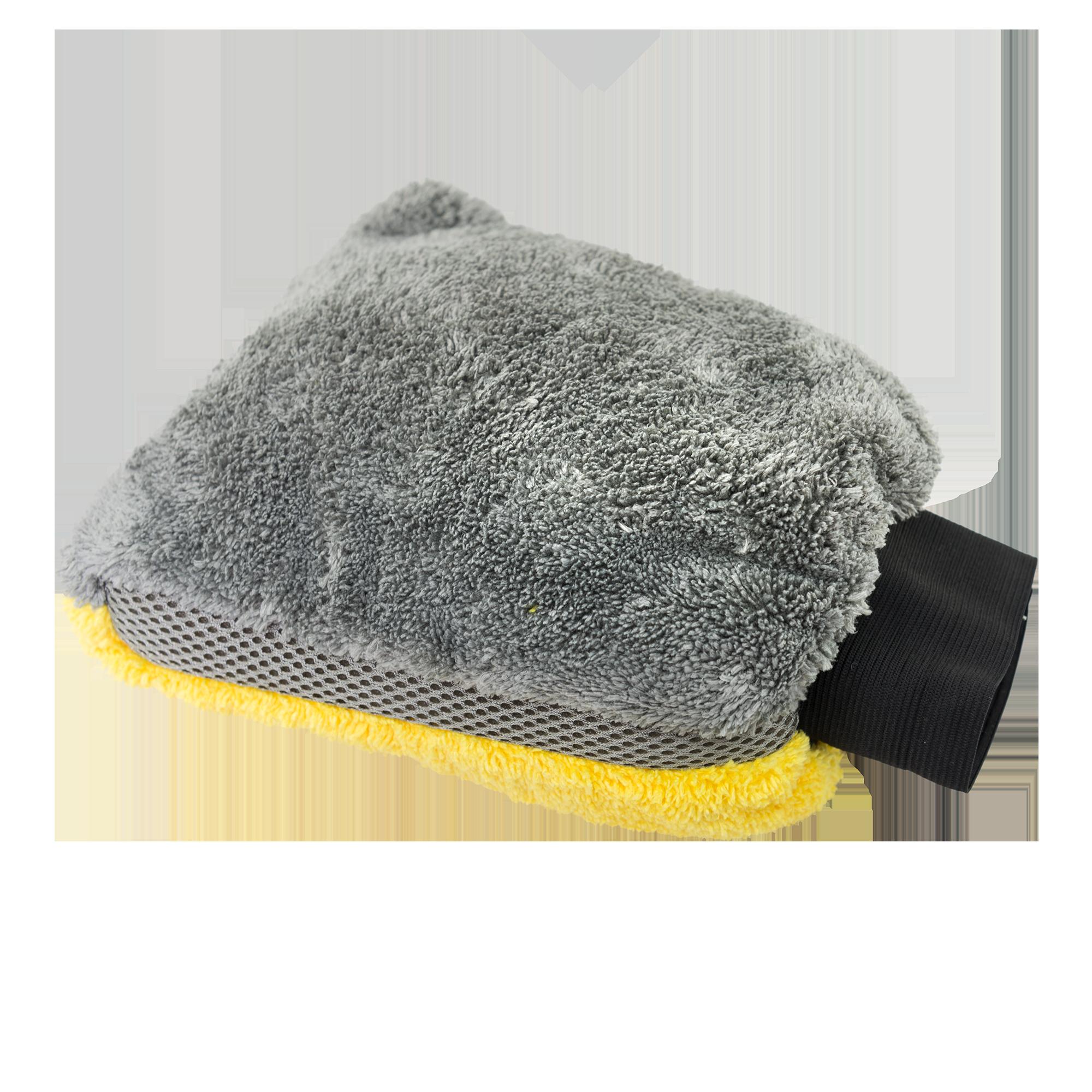 "6 Pack 19/"" Maximum Scrubber Gray Microfiber Carpet Bonnets"