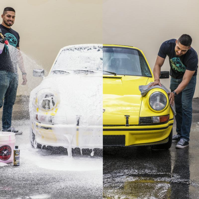 HydroSuds High-Gloss Hyper Foaming SiO2 Ceramic Car Wash Soap slider image 4