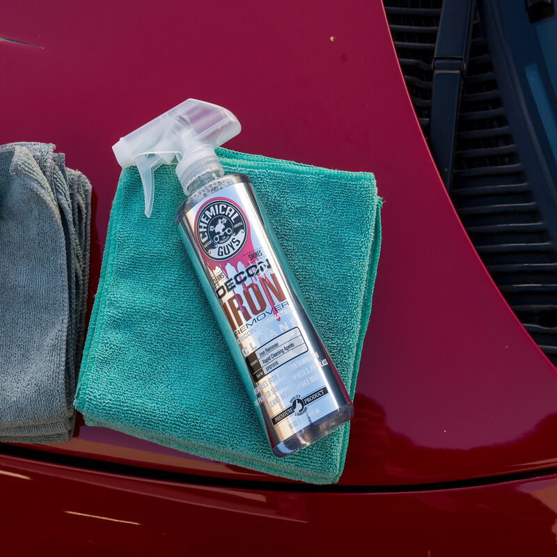 Decon Pro Iron Remover and Wheel Cleaner