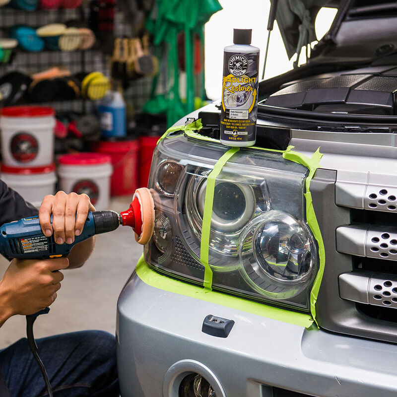 Headlight Lens Restorer and Protectant slider image 5
