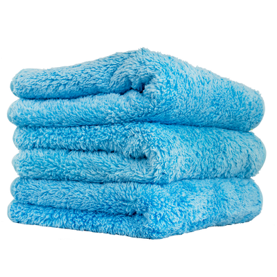 Shaggy Fur-Ball Towels