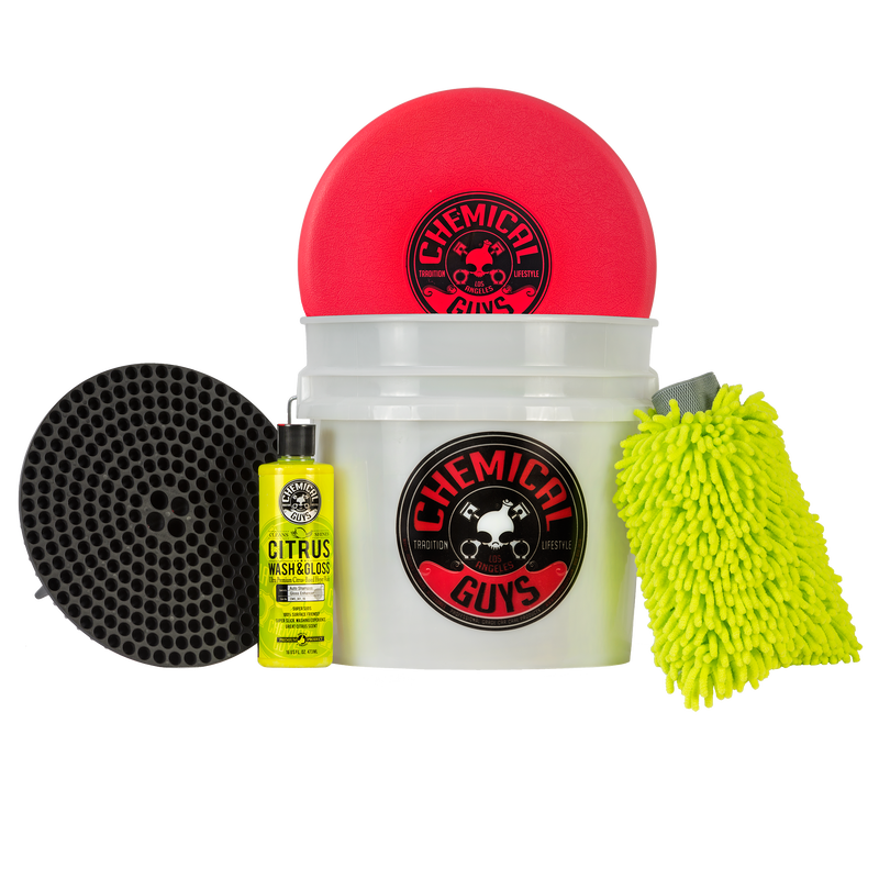 Best Detailing Bucket Kit