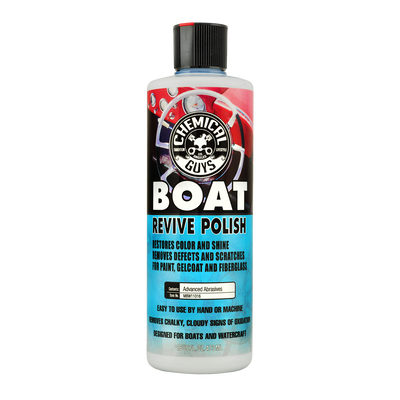 Marine and Boat Revive Polish