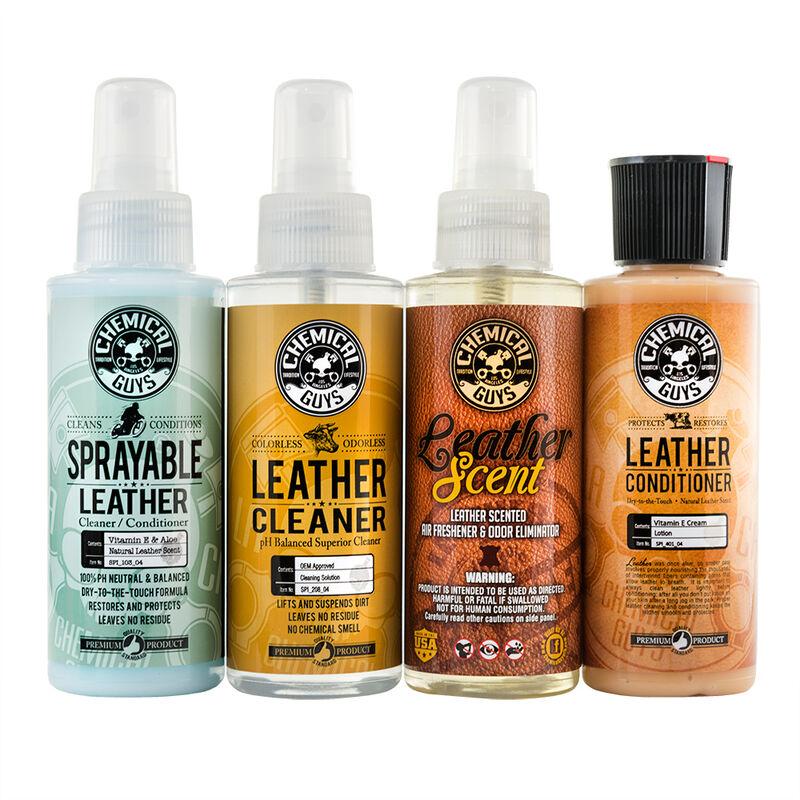 Leather Lovers Sample Kit