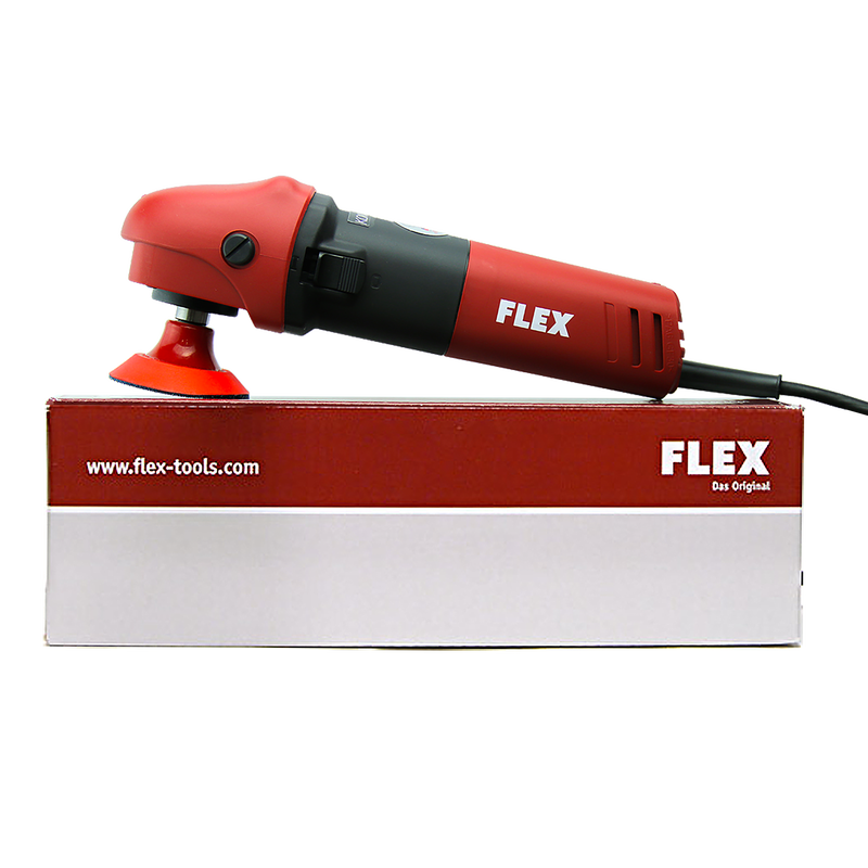 Flex PE8 Kompakt Rotary Polisher With Free Backing Plate