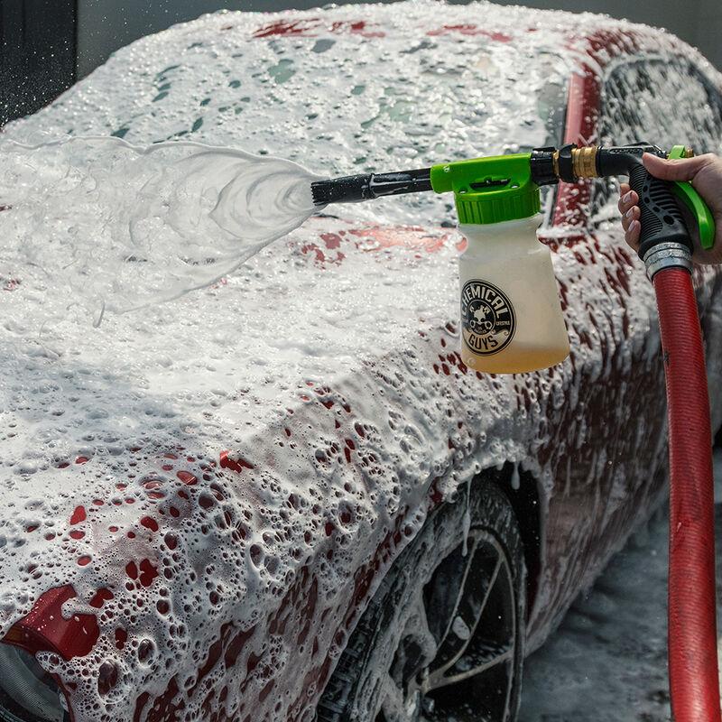 Foam Blaster 6 & Honeydew Snow Foam Wash 16oz slider image 4