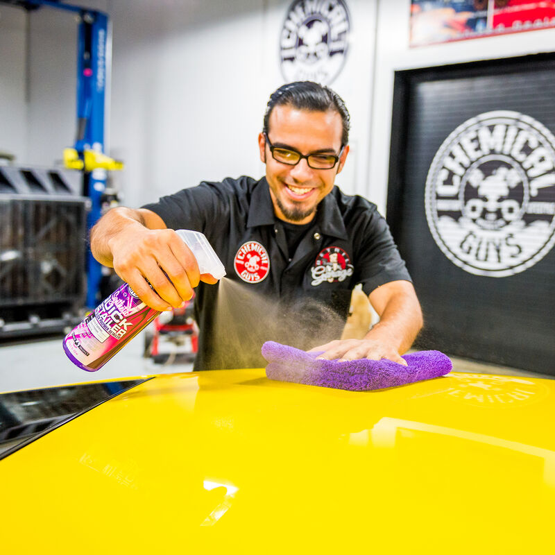 Extreme Slick Streak-Free Polymer Quick Detail Spray